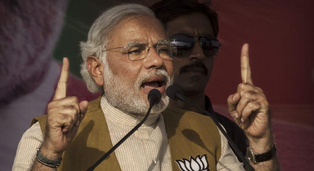 الهند: مودي يدلي بقسمه لرئاسة الوزراء بحضور نظيره الباكستاني