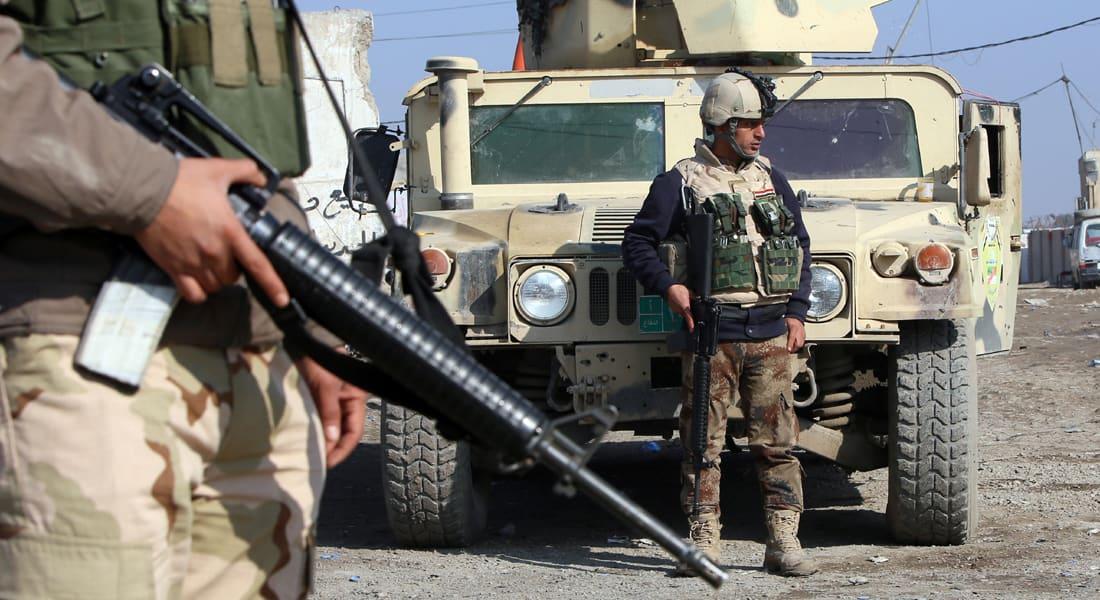 HRW: الجيش العراقي قصف الفلوجة بالبراميل المتفجرة