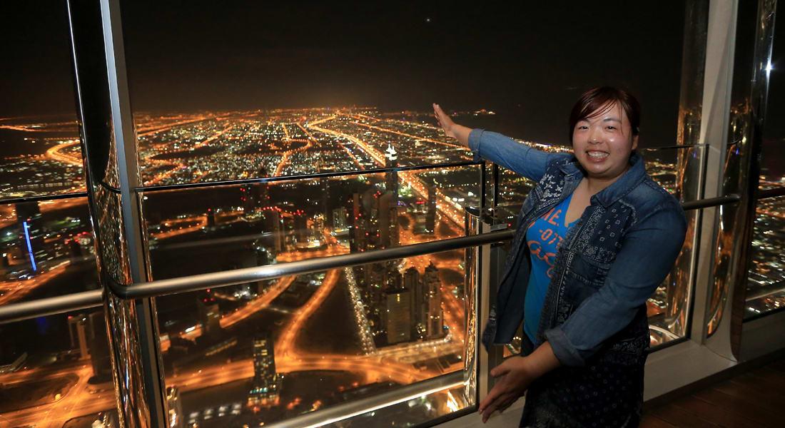 دبي: شركة صينية أنفقت 80 مليون دولار على 15 ألف موظف برحلة الأحلام
