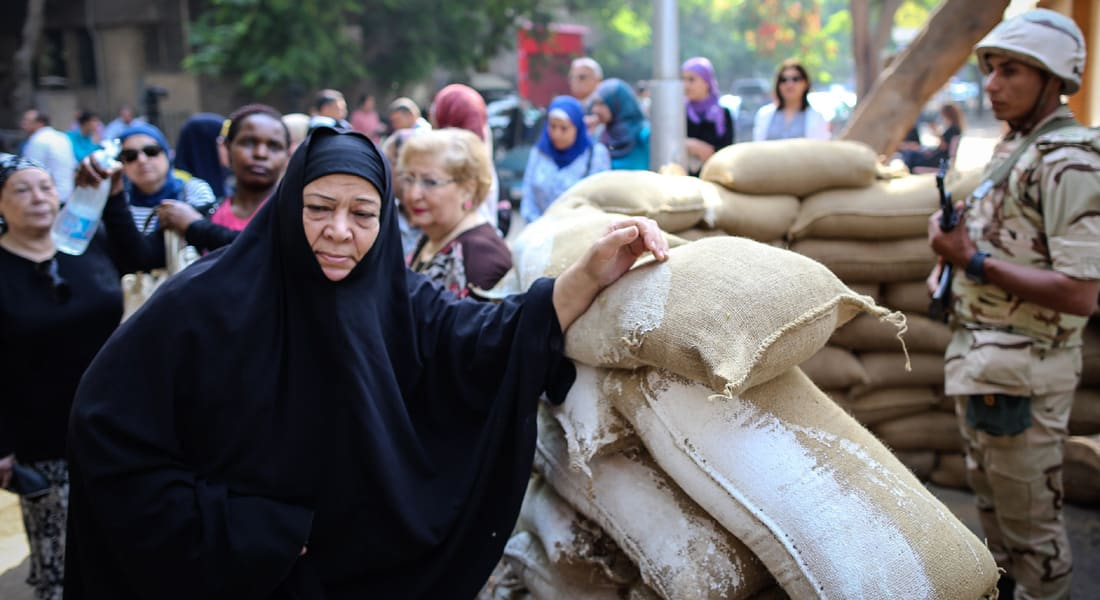 """انتخابات مصر بصحف القاهرة: كلوديا ولجنة """"تشويه الانتخابات"""" اختراع مستحيل"""