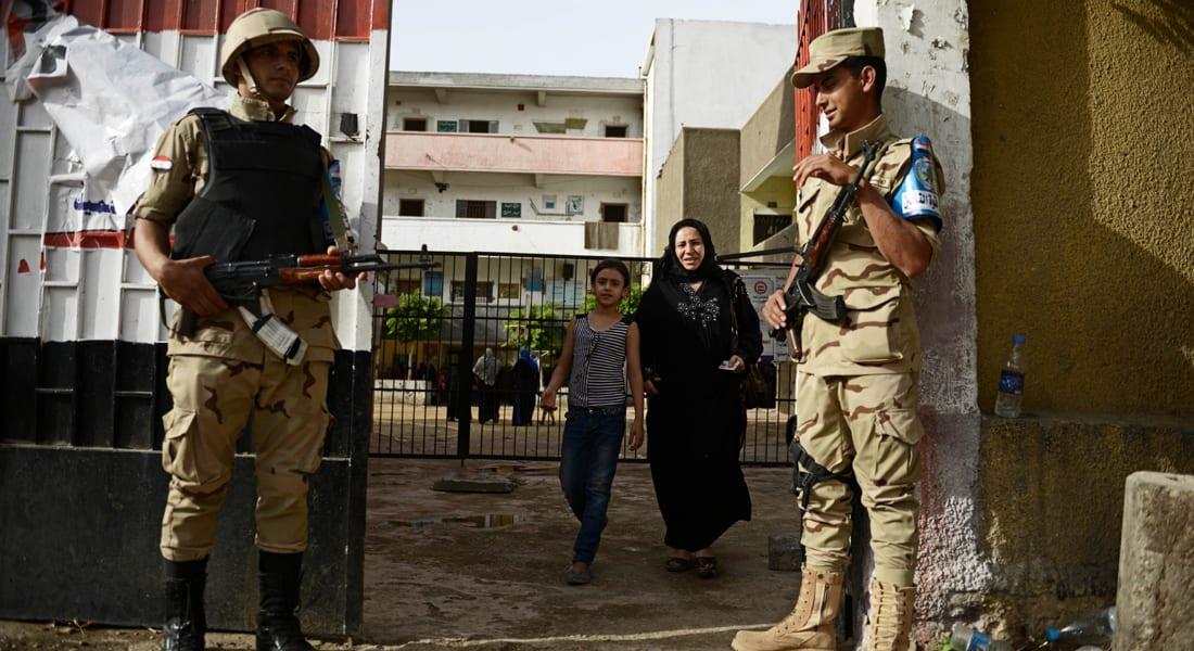 مصر: إحباط محاولة تفجير بمجمع انتخابي بالقاهرة مع بداية اليوم الثالث للانتخابات