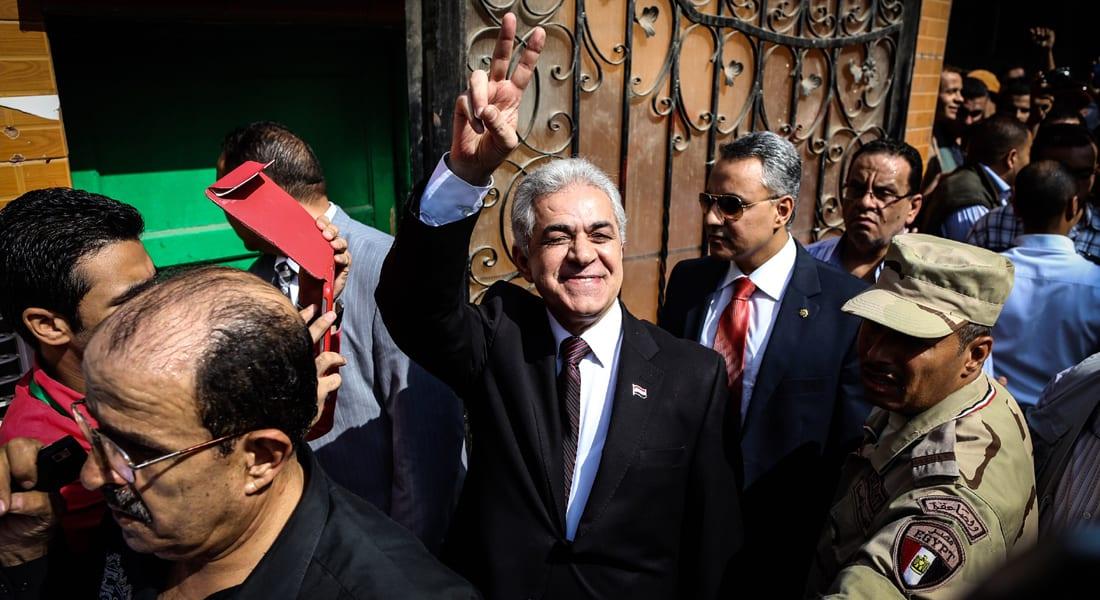 لجنة الانتخابات رداً على دعوات لانسحاب صباحي: لا يجوز قانوناً