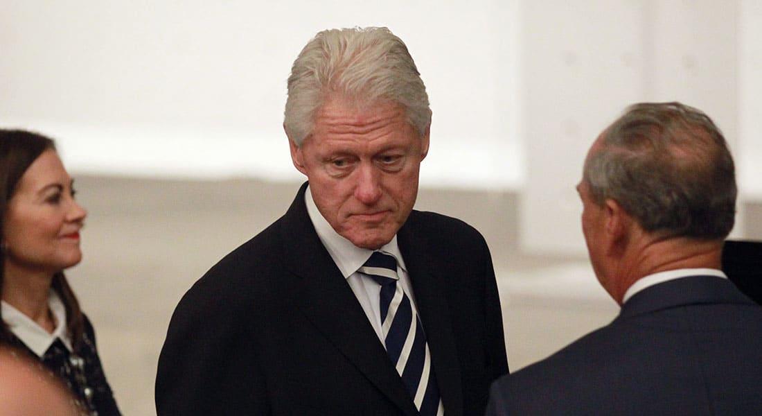صحف العالم: أدلة تشير إلى تجسس إسرائيل على بيل كلينتون