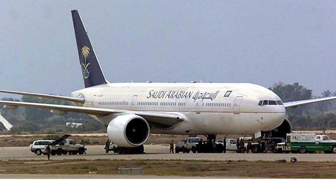 طائرة سعودية تهبط اضطرارياً في جنيف لإسعاف مواطنة