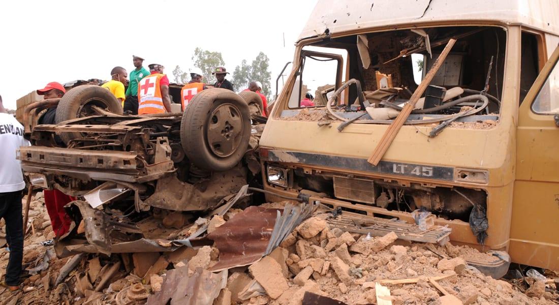 نيجيريا: انفجار سيارة مفخخة يوقع 38 قتيلا وجريحا شرقي البلاد