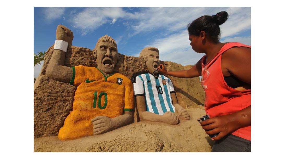 الناقل الرسمي.. مباريات كأس العالم من البرازيل الأكثر وضوحا هذا العام