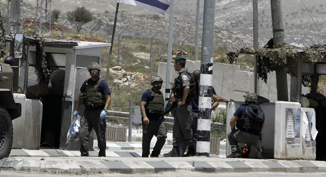 إسرائيل: قوة عسكرية تقتل فلسطينيا مسلحا بالضفة الغربية