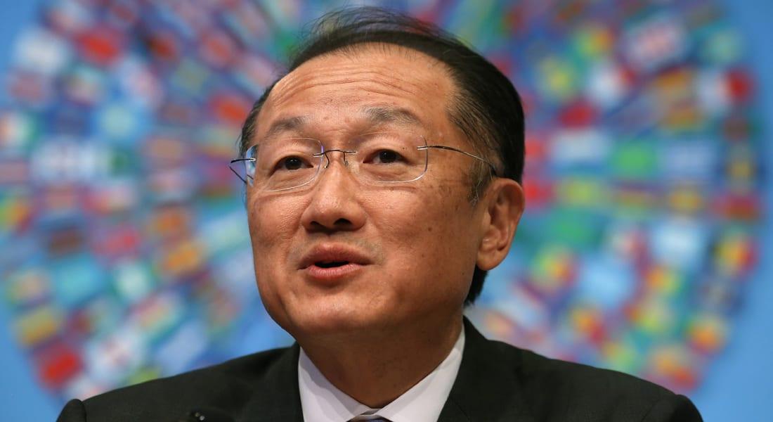 رئيس البنك الدولي يدعو لدعم الأردن في مواجهة تحديات الأزمة السورية