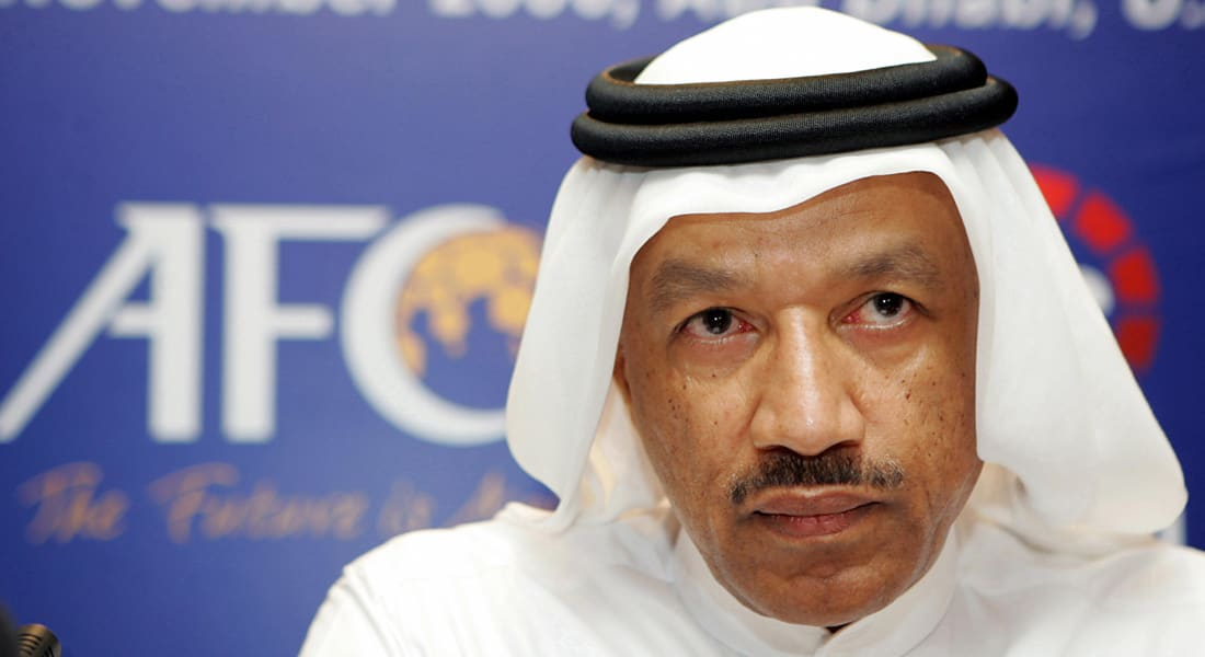 """قطر 2022.. فيفا تحت الضغط مجددا بنشر صحيفة لوثائق جديدة تزعم """"فساد"""" بن همام"""