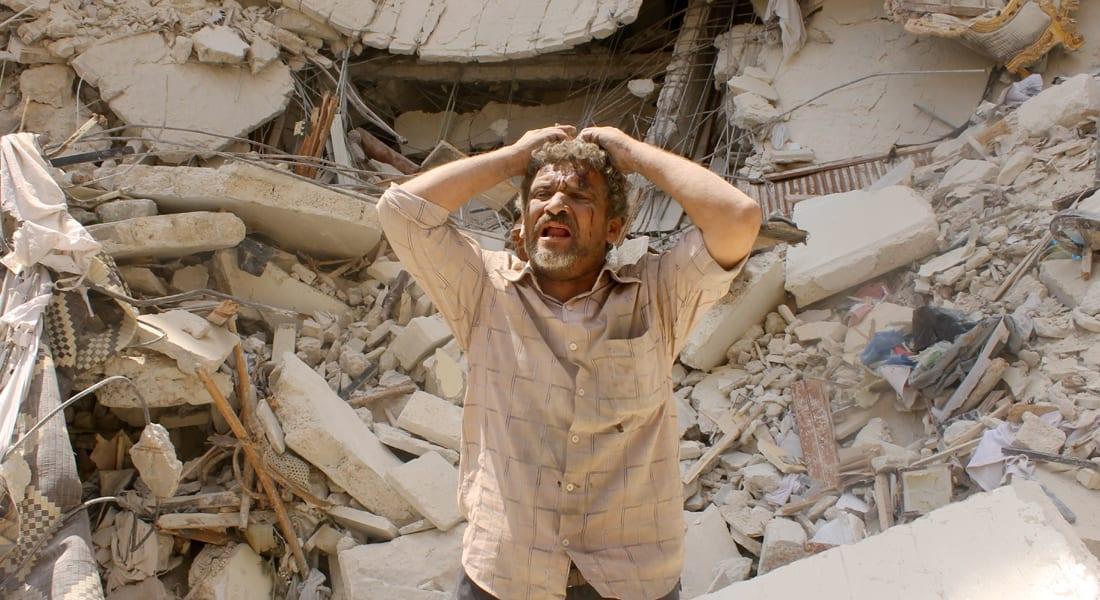 تقرير: الإبراهيمي يحذر من تحول سوريا لدولة فاشلة يديرها أمراء الحرب