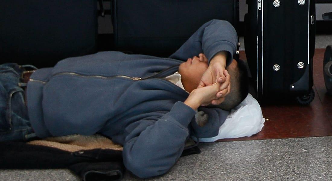 تغريم طالب سعودي 50 دولاراً لنومه بالقطار في نيويورك