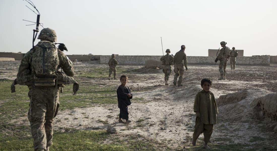 """الناتو: """"نيران صديقة"""".. ربما قتلت 5 جنود أمريكيين جنوبي أفغانستان"""
