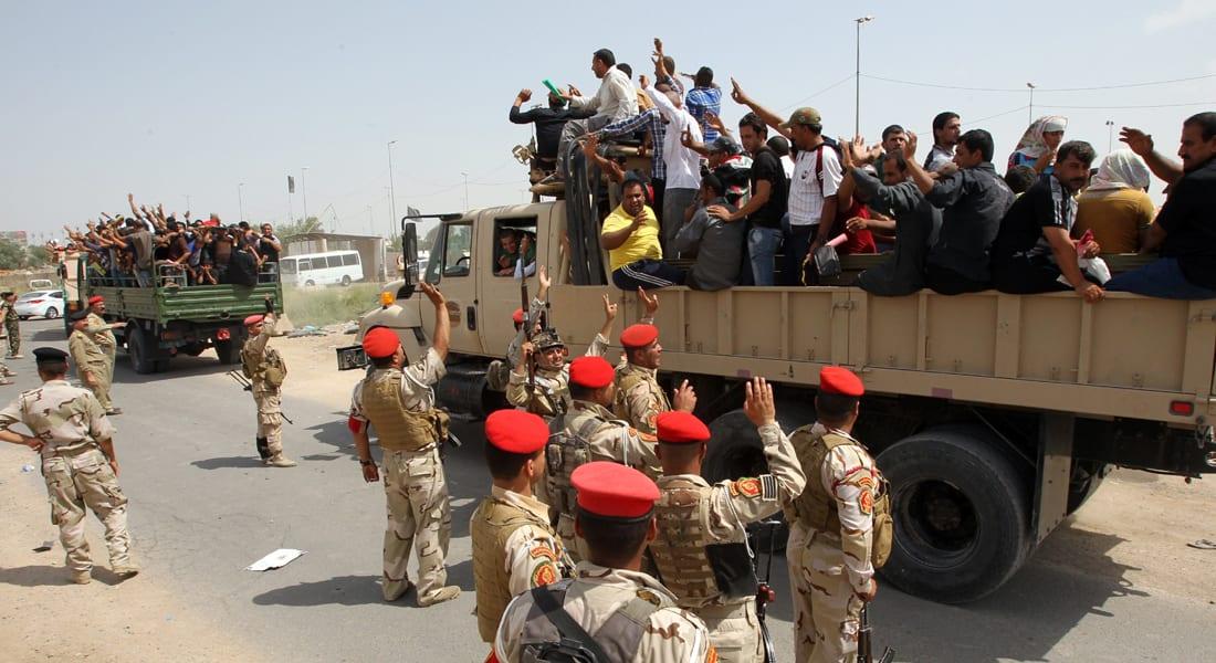 """المرجعية الشيعية العليا في العراق تدعو إلى التطوع لقتال """"الإرهابيين"""""""