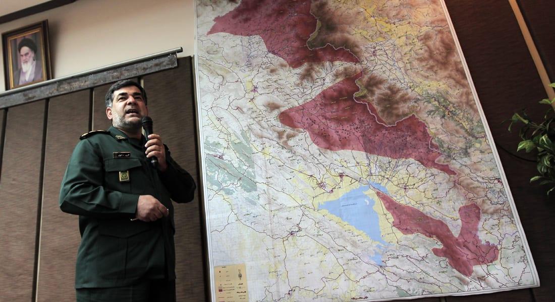 """إيران تشكل مجلس أمن في المحافظات لمواجهة خطر """"داعش"""""""