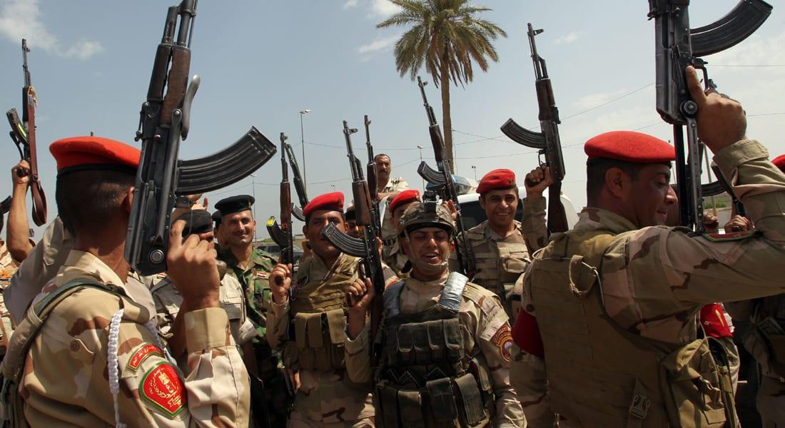 العراق الآن.. اشتباكات جارية بين داعش والقوات العراقية بديالى شمال شرق بغداد