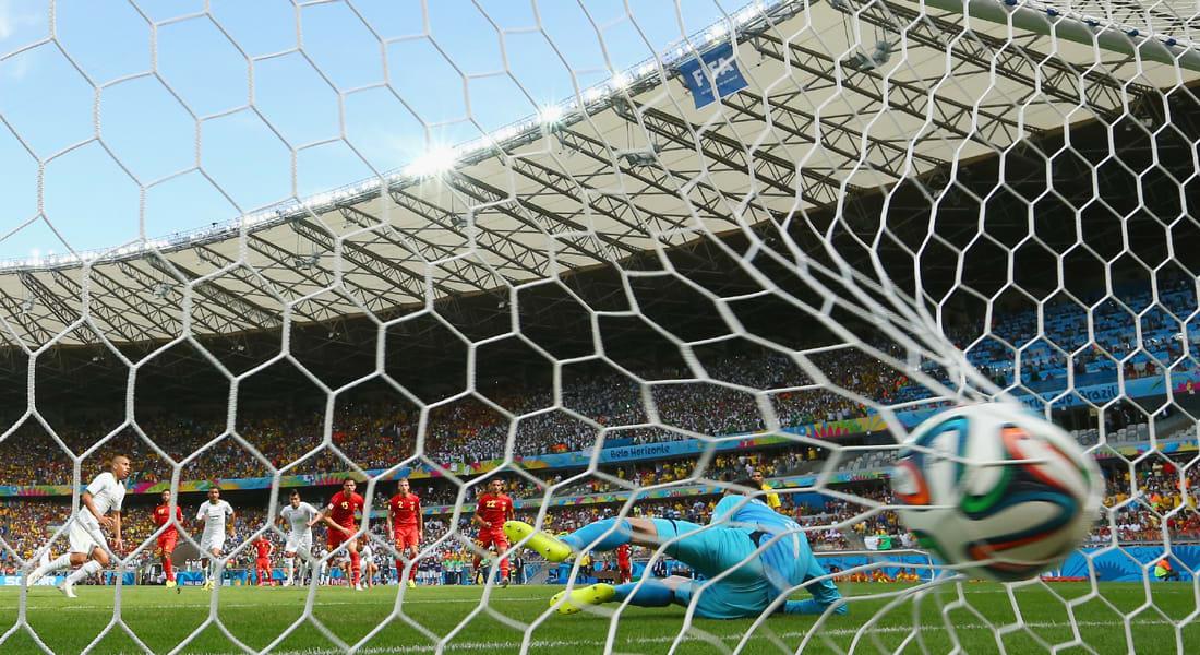 كأس العالم 2014.. منتخب الجزائر يهدر فوزاً تاريخياً ويخسر أمام بلجيكا بهدفين لهدف