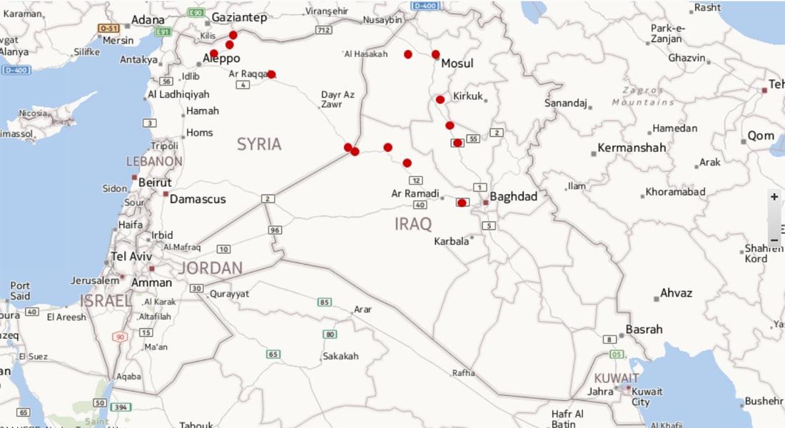 كلينتون لـCNN: الحكومة العراقية أخطأت بعدم توصلها لاتفاقية مع واشنطن لإبقاء جنود أمريكيين