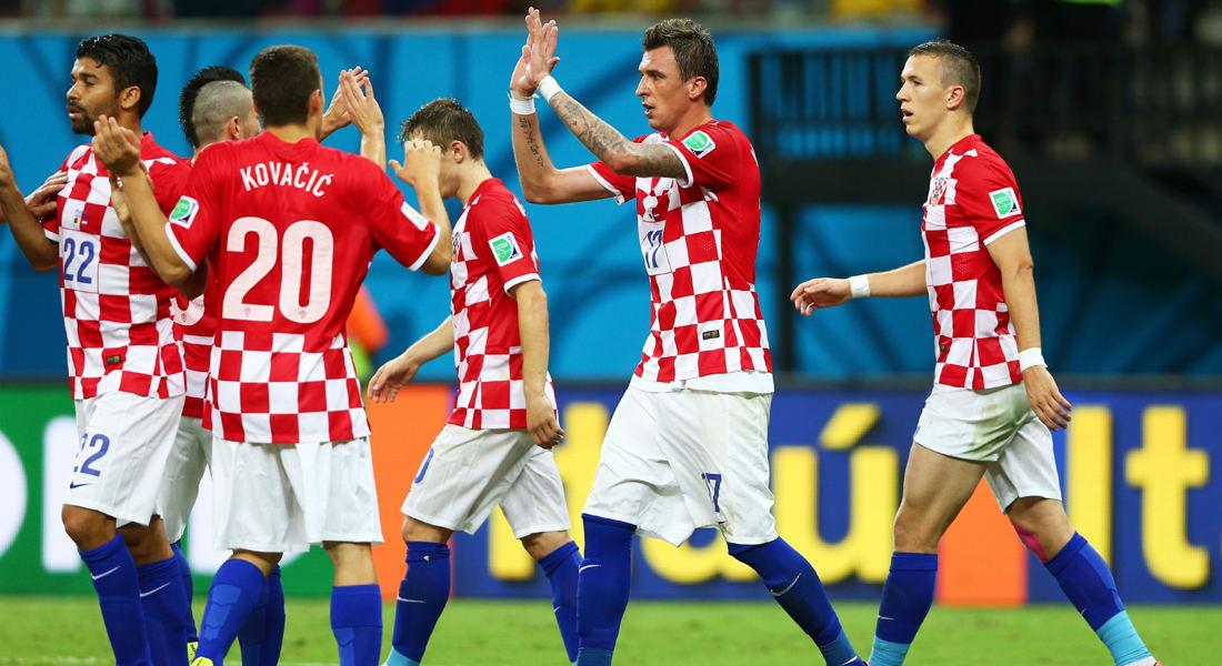 كأس العالم 2014: كرواتيا تطيح بالكاميرون برباعية دون رد