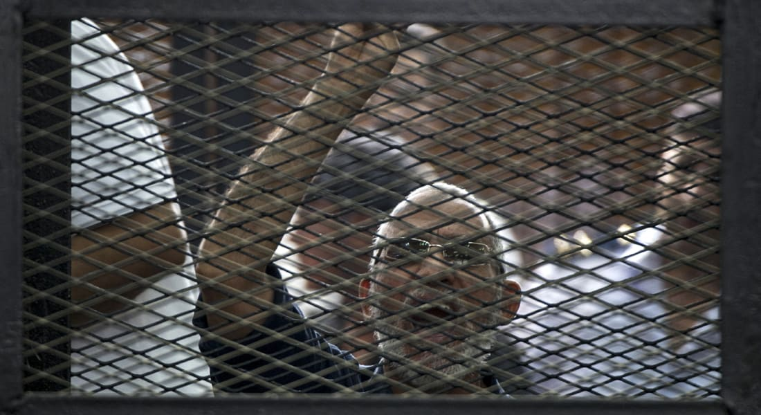 """مصر.. حكم جديد بإعدام بديع و13 إخوانياً بقضية """"مسجد الاستقامة"""""""