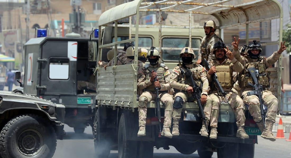 300 مستشار عسكري أمريكي إلى العراق... ما هي مهامهم؟