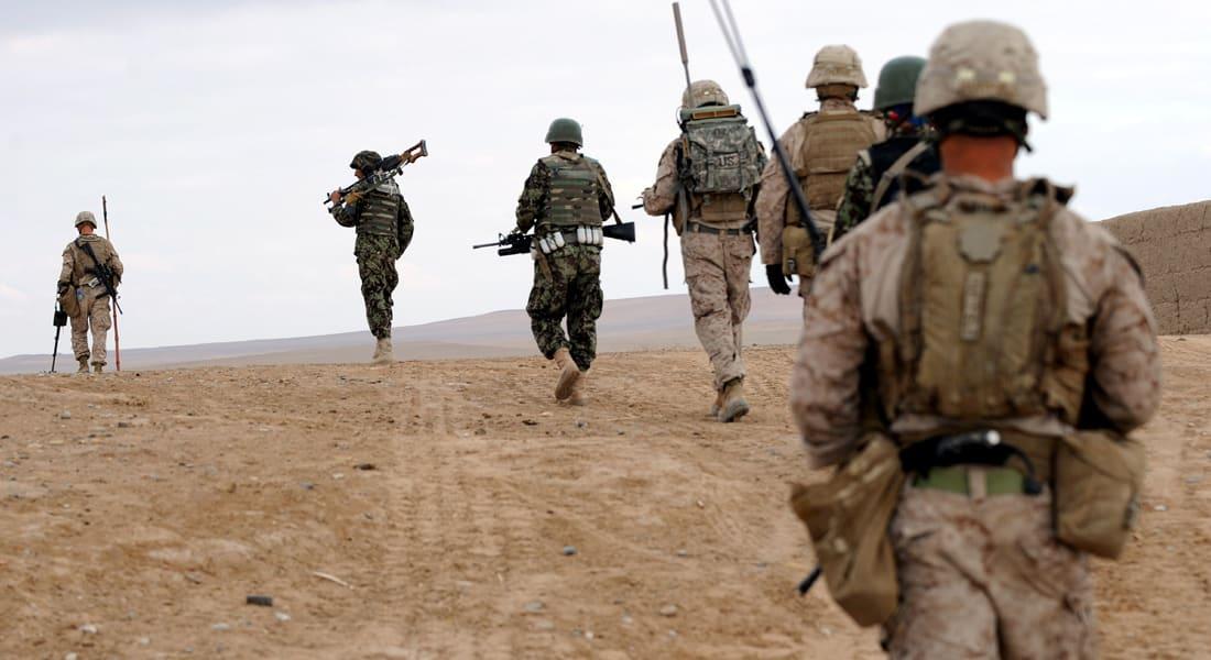 مصرع ثلاثة جنود أمريكيين بانفجار جنوبي أفغانستان