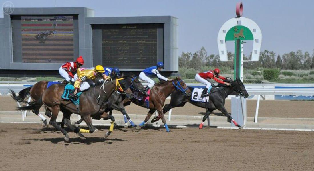"""خيول أمراء السعودية تحصد مراكز سباق الخيل """"15"""""""