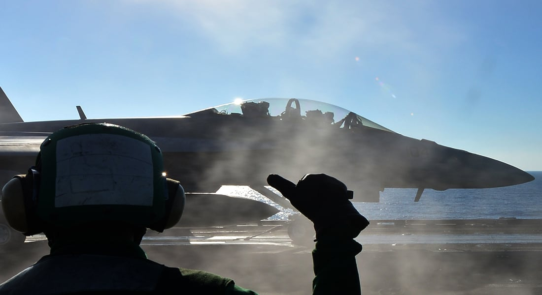 هل سيجدي الخيار الجوي الأمريكي في العراق؟