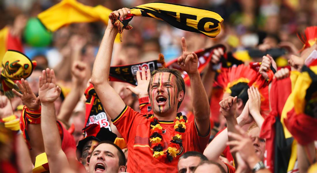 كأس العالم 2014: بلجيكا تهزم روسيا بهدف وحيد بالدقيقة 88