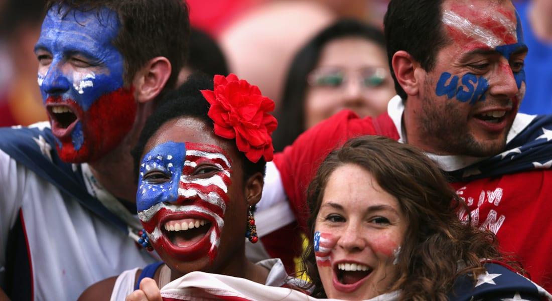 كأس العالم 2014: تعادل البرتغال وأمريكا بهدفين لكلا المنتخبين