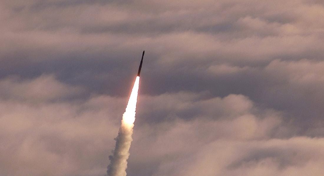 """""""اضرب لتقتل"""".. نجاح تجربة صاروخ باليستي اعتراضي أمريكي"""