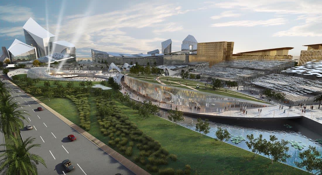 """""""حي دبي للتصميم"""".. ثلاث كلمات ستغير من وجه المستقبل في دبي والعالم"""