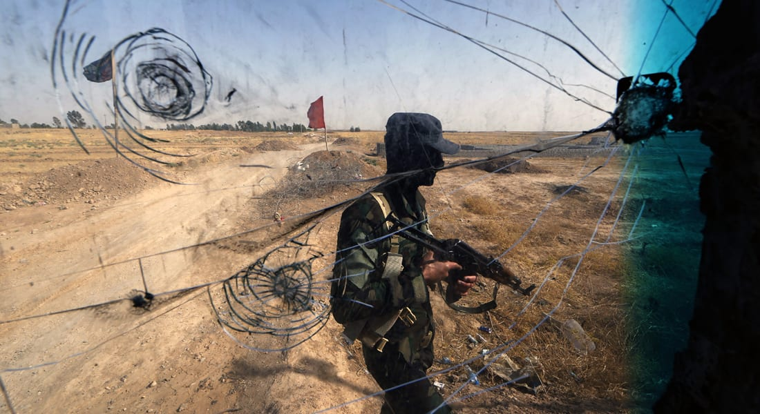 """العراق: مقتل مسؤولة أثناء مشاركتها بالقتال ضد """"داعش"""""""