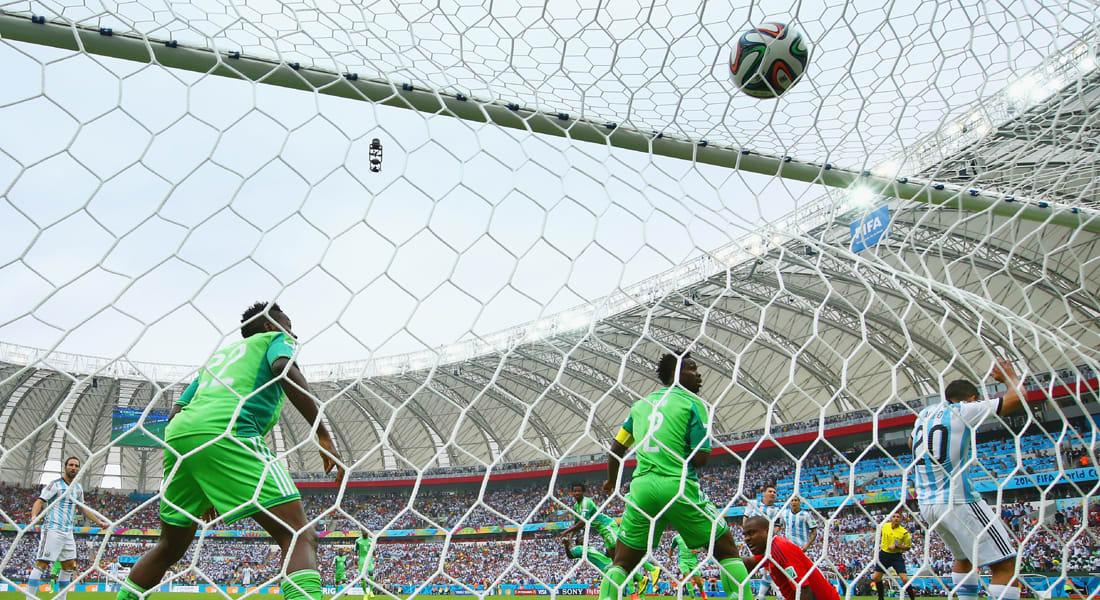 بـ9 أهداف.. نيجيريا تخسر وترافق الأرجنتين للـ16 والبوسنة تقصي إيران