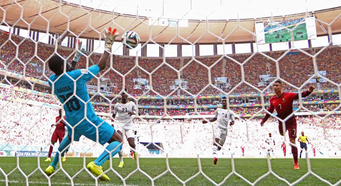 كأس العالم 2014.. أمريكا تخسر وترافق ألمانيا لدور الـ16 والبرتغال تودع بفوز على غانا