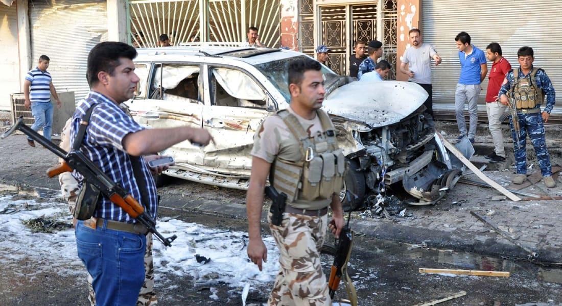 """العراق.. مقتل وجرح العشرات في تفجير بحي """"الكاظمية"""" شمال بغداد"""