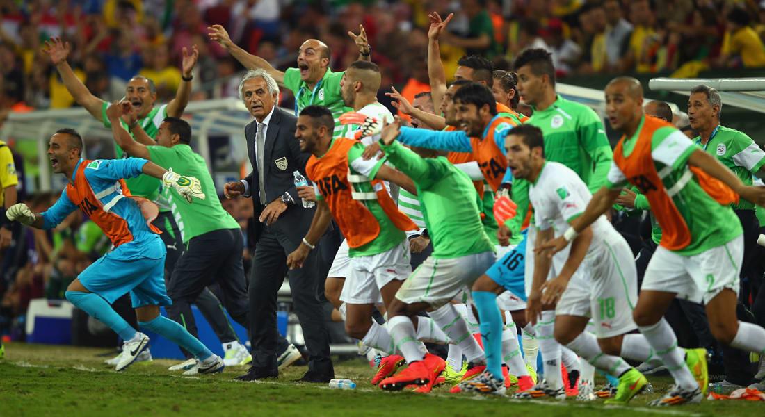 البرازيل 2014.. منتخب الجزائر يتأهل لدور الـ16 لأول مرة بتعادل مع روسيا