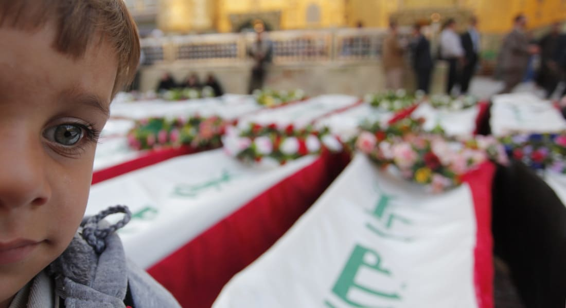 """العراق.. تقارير عن مجازر لـ""""داعش"""" بتكريت وإعدام جماعي لسجناء سُنة على يد قوات المالكي"""