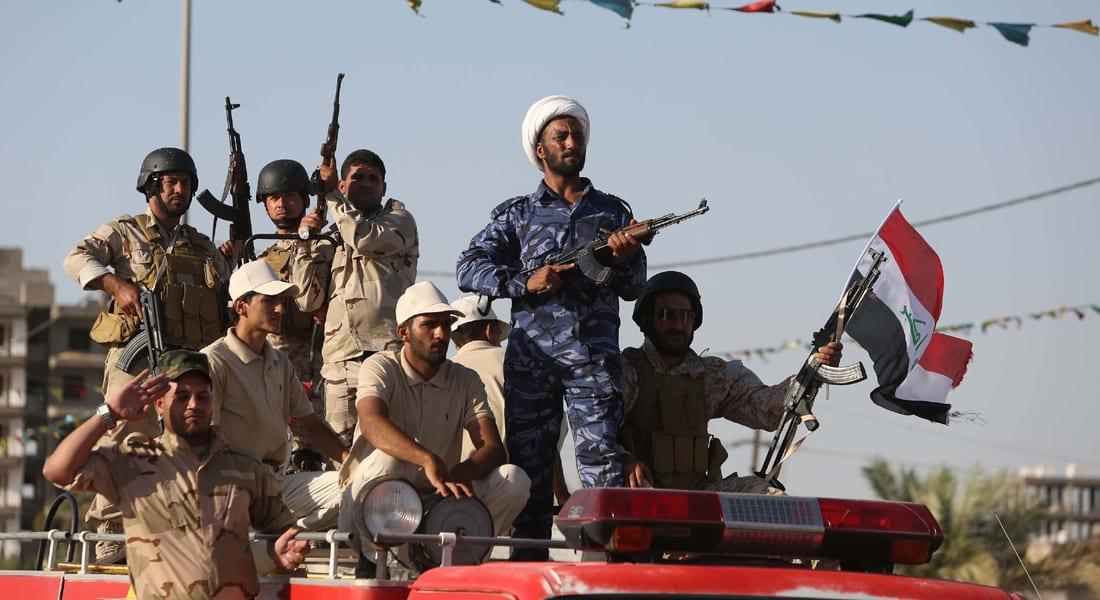 """العراق: """"الفرقة الذهبية"""" تستعد لتطهير تكريت.. والمالكي يحذر من """"طوابير"""""""