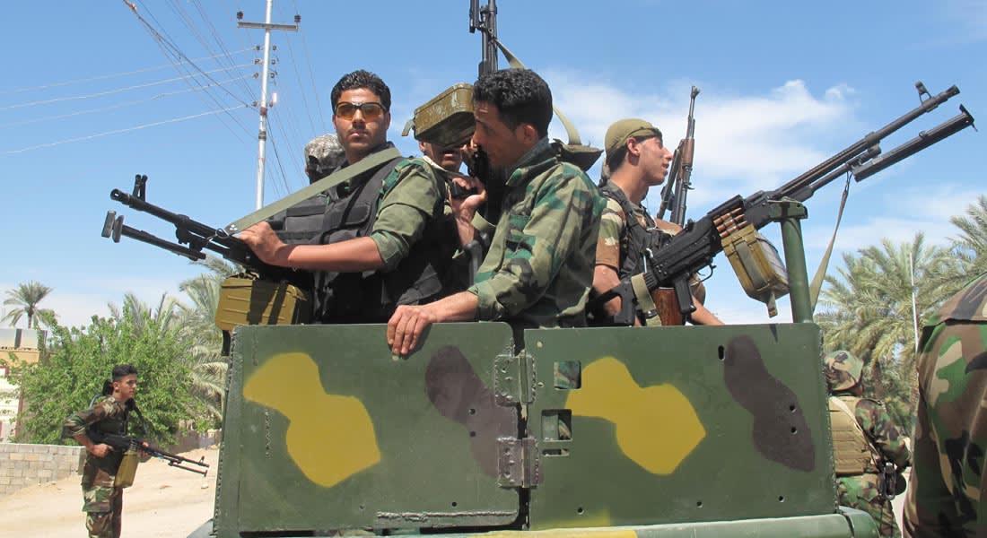"""الجيش يستعد لتحرير نينوى .. وتعزيزات لتطهير كركوك، و""""السوخوي"""" بالمقدمة"""