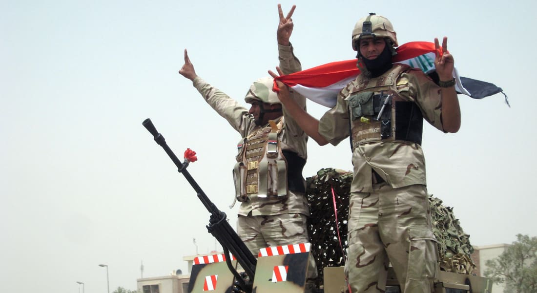 تطورات العراق: تحضيرات لتحرير نينوى.. وتعزيزات ضخمة لتطهير طريق بغداد- كركوك