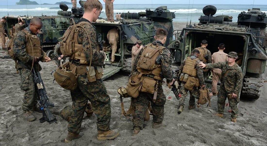"""أمريكا تبعث بقوات إضافية للعراق .. ومخاطر حقيقية تمثلها حشود """"داعش"""" على بغداد"""