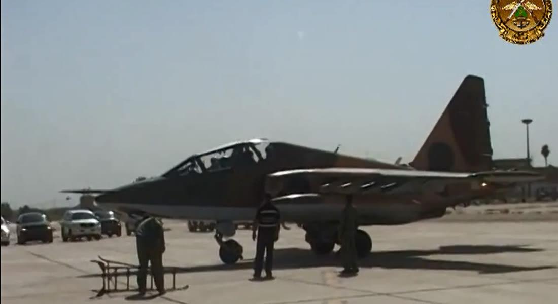بالفيديو.. وصول الدفعة الثانية من طائرات سوخوي إلى العراق