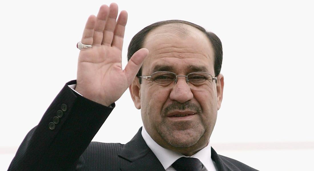 """المالكي: تحول داعش لدولة """"الخلافة"""" رسالة للمنطقة بأنها ضمن الدائرة الحمراء"""