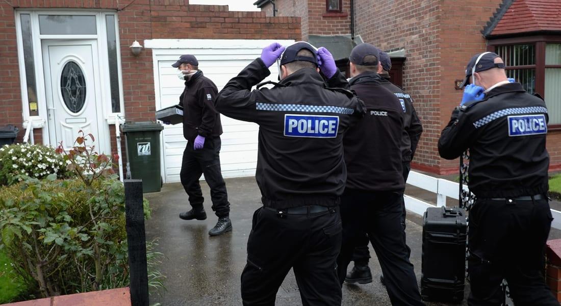 بريطانيا: اعتقال شخص يشتبه بصلته بالإرهاب بسوريا