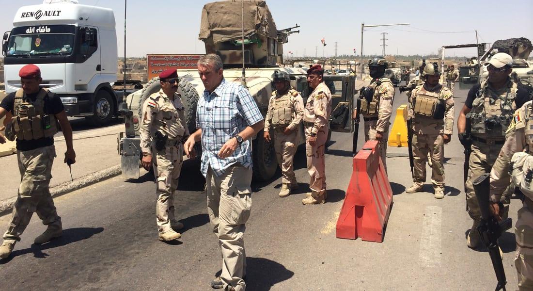 تقييم المستشارين الأمريكيين ببغداد: الجيش العراقي سيقاتل داعش إن اقتحمت المدينة.. وإيران تدرب ميليشيات شيعية