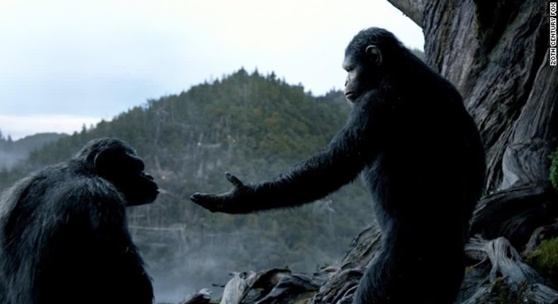 """ثورة """"كوكب القرود"""" قريباً"""