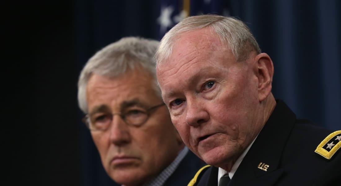 أعلى مسؤول عسكري أمريكي يشكك بقدرة القوات العراقية استعادة ما فقدته من أراض دون دعم