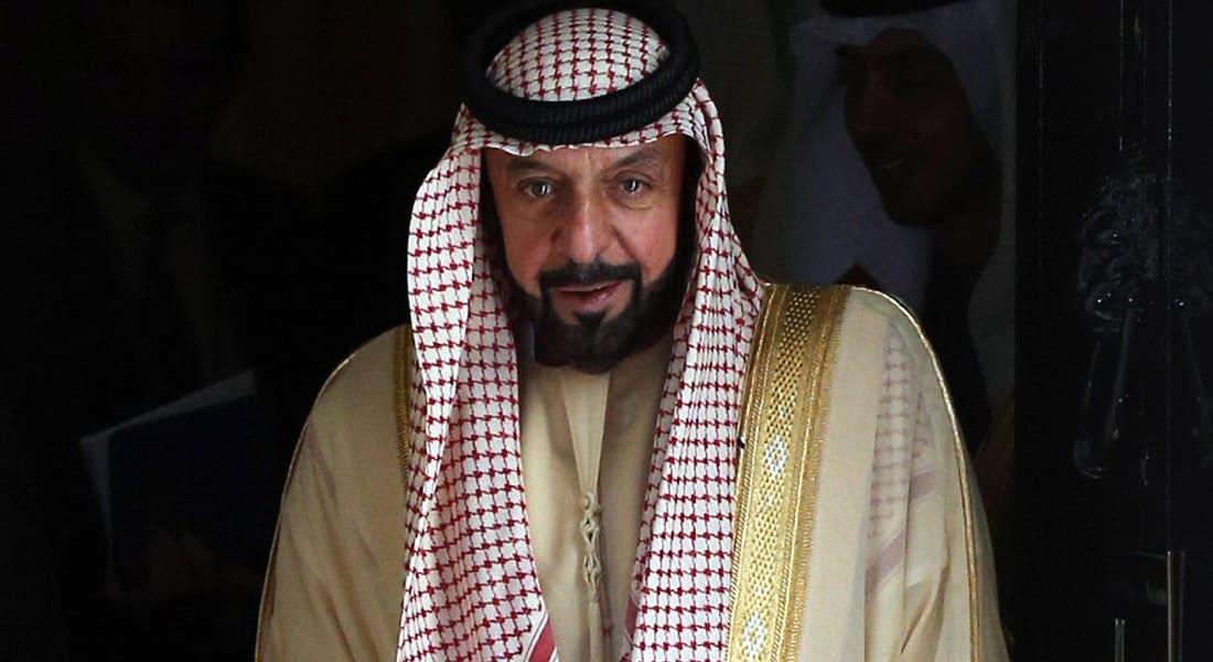 ولي عهد أبوظبي: الشيخ خليفة بخير وأخبار مواقع التواصل الاجتماعي شائعات