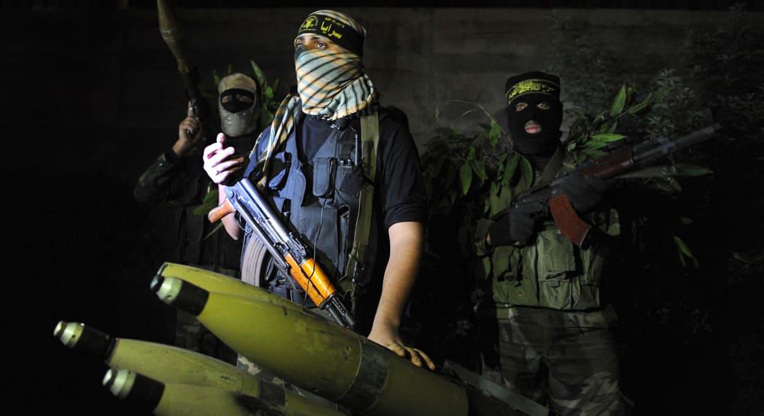 إسرائيل: إطلاق عشرات الصواريخ من غزة باتجاه الجنوب وكتائب القسام تتبنى العملية