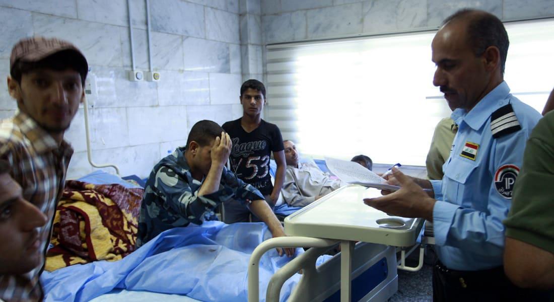 العراق .. قتلى وجرحى في انفجارات بالحلة والعثور على 50 جثة في الاسكندرية